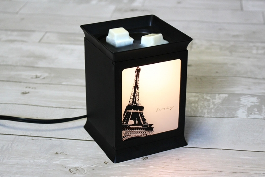 More From My Store. $59.00. Electric Handmade Stained Glass Candle Warmer  Lamp ...