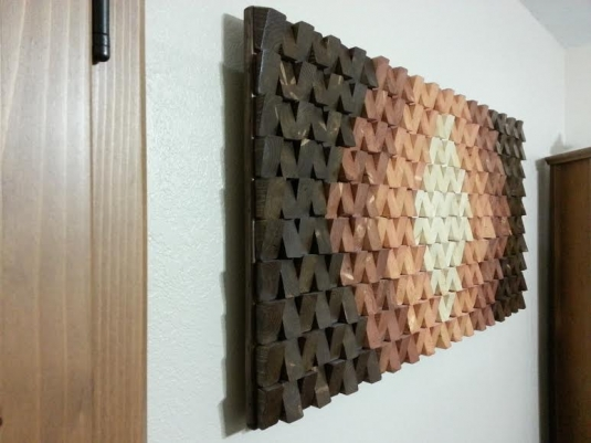 Wood wall art, wood wall sculpture, wood wall art large, wood wall ...