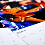 Rock 2011 Calendar Indie Design Photography