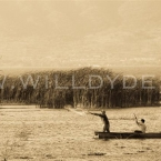 Fishermen at Chapala Lake - Will Dyde Photo Art
