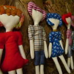 The Fabulina dolls