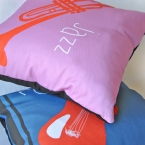 Rock and Jazz cushion covers