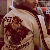 Destroy Everything Track Jacket