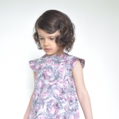 stella | mette | modern dresses for little girls