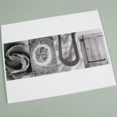 soul eco-friendly postcard