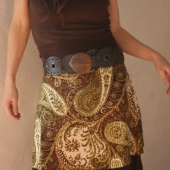young women clothing skirt ethnic bohemian look