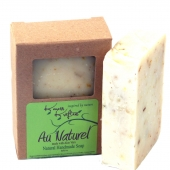 Au Naturel Fragrance Free Soap by Karess Krafters