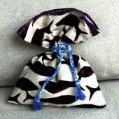 Quirky Fish Lavender Pouch