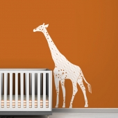 Cornet Giraffe Black Label Wall Decal