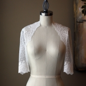 Wedding Shrug - The Viola Shrug