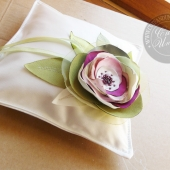 handmade wedding, ring pillow,bridal