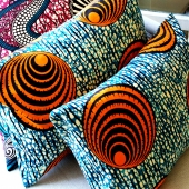 Oceana Pillow Covers