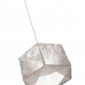 Origami lamp --folding the Flower of Life