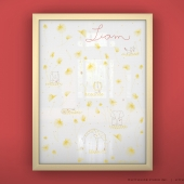 You Are My Sunshine - Unframed Print