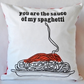 Spaghetti Cushion