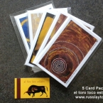 Art Card Pack of 5