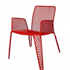 Maya chair - outdoor red force