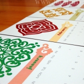 Tall and Long - Dynasty 2011 Calendar by Hammypie