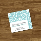 Mini Calling Cards - Set of 100