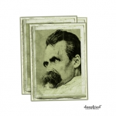 Nietzsche Philosophy Cards